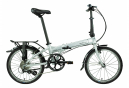 Bicicleta Pegable Dahon Mariner D8 20'' Argent