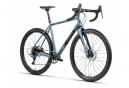 Bombtrack Haken EXT Kies Fahrrad Sram Apex 11S 650b Blau Matt Metallic Grau 2021