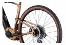 Gravel Bike Electrique Cannondale Topstone Neo Carbon Lefty LE 650b Sram Force AXS 12V Copper
