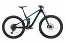 VTT Tout Suspendu Trek Fuel EX 8 29'' Sram GX Eagle 12V Dark Aquatic/Trek Black 2021