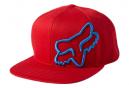 Casquette Fox Headers Rouge