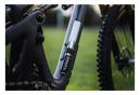 Lezyne Grip Drive HV S Hand Pump (Max 90 psi / 6.2 bar) Black / Silver