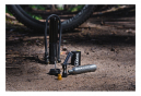 Bomba de mano Lezyne CNC Tubeless Drive (máx.30 psi / 2 bar) negro