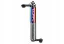 Lezyne Pocket Drive Pro Hand Pump (Max 160 psi / 11 bar) Neo Metal / Silver