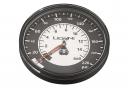 Lezyne Sport Gravel Drive Floor Pump (Max 100 psi / 6.9 bar) Fire Red