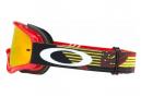 Masque Oakley O'Frame MX Fire / Ecran Iridium / ref. OO7029-60