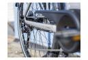 Vélo de Ville Électrique Femme Trek Verve+ 2 Lowstep Shimano Altus 9V 400 Gris / Noir 2021