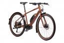 Vélo de Ville Électrique Fitness Kona Dew-E Shimano Alivio/Acera 9V Marron 2021