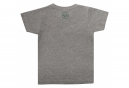 T-Shirt Enfant Marcel Pignon Croco Gris