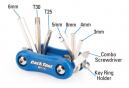 Park Tool MTC-25 9 Function Multi-Tool