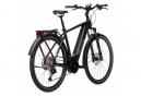 Vélo de Ville Électrique Cube Kathmandu Hybrid EXC 625 Shimano Deore XT 12V 625 Noir / Gris 2021
