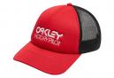 Casquette Oakley Factory Pilot Rouge
