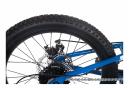VTT Rigide Enfant Scamp Tallfox 20'' Noir / Bleu 6 - 8 ans