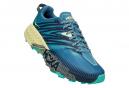 Chaussures de Trail Femme Hoka One One SpeedGoat 4 Bleu / Jaune