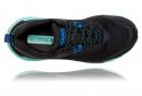 Chaussures de Trail Femme Hoka One One ATR GTX 6 Noir / Bleu