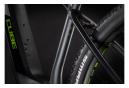 VTT Électrique Semi-Rigide Cube Reaction Hybrid Performance 500 Trapeze Shimano Alivio 9V 500 Wh 27.5'' Gris Iridium Vert 2021