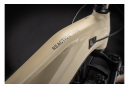 VTT Électrique Semi-Rigide Cube Reaction Hybrid Performance 625 Trapeze Shimano Alivio 9V 625 Wh 27.5'' Beige Desert 2021