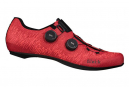 Fizik Infinito Vento Knit R1 Road Shoes Coral Red / Black