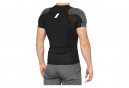 100% Tarka Short Sleeve Protection Jacket Black