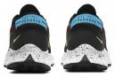 Chaussures de Trail Nike Pegasus Trail 2 Noir / Jaune