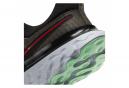 Chaussures de Running Nike React Infinity Run Flyknit 2 Noir / Multi-couleur