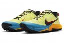 Chaussures de Trail Nike Air Zoom Terra Kiger 7 Jaune / Bleu