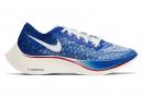 Chaussures de Running Nike ZoomX Vaporfly Next BRS Bleu / Rouge