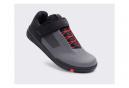 Crankbrothers Stamp Speedlace MTB Shoes Black / Red 2021