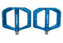 Paire de Pédales Plates Neatt Oxygen V2 8 Picots Bleu