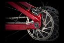 Trek Fuel EX 9.8 29'' Full Suspension Mountainbike Sram GX Eagle 12V Raw Carbon / Rage Red 2021