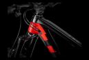 Trek Fuel EX 7 29 '' Mountainbike mit Vollfederung Sram NX Eagle 12V Trek Schwarz / Radioaktiv Rot 2021