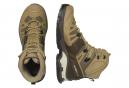 Chaussures Randonnée Salomon Quest 4 GTX Beige Homme