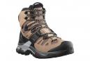 Chaussures Randonnée Salomon Quest 4 GTX Marron Femme
