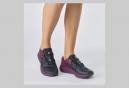 Chaussures de Trail Femme Salomon Ultra Pro Violet / Bleu