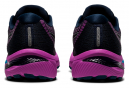 Chaussures de Running Femme Asics Gel Cumulus 22 Noir / Violet
