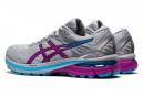 Chaussures de Running Femme Asics GT-2000 9 Gris / Violet