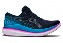 Chaussures de Running Femme Asics Glideride 2 Bleu / Rose