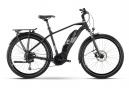 VTC Électrique R Raymon TourRay E 3.0 Shimano Altus/Deore 9V 500 Noir / Gris 2021