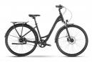 Vélo de Ville R Raymon TourRay 6.0 Wave Shimano Alfine 8v Courroie Noir / Gris 2021
