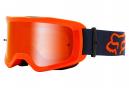 Masque Fox Main Stray Orange Miroir