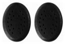 Replacement pads for ASSOS impactPads Black