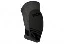IXS Flow Evo + Electric Plus Knee Guards Gray