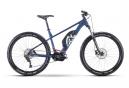 VTT Électrique Semi-Rigide Husqvarna Light Cross 3 Shimano Deore 10V 630 Wh 29'' Bleu 2021