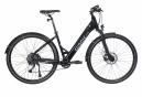 Vélo de Ville Électrique Eljoy Tempo Shimano Alivio 9V 500 Noir 2021