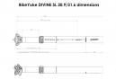 Bike Yoke Divine SL Teleskop-Sattelstütze (ohne Kontrolle)