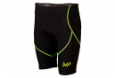 Michael Phelps MPulse Swimsuit Jammer Black Yellow Fluo Men
