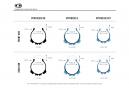 Paire de Roues Crankbrothers Synthesis E-MTB 27.5'' Plus | Boost 15x110mm - 12x148mm | 6 trous Sram XD