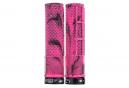 DMR DeathGrip Flangeless Dünne Griffe Marmor Pink