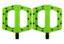Paire de Pédales Plates DMR V11 Vert