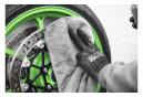 Gants d'Atelier Muc-Off Mechanics Noir